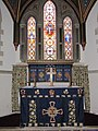 Altar and windows - geograph.org.uk - 1761028.jpg