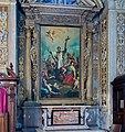 Altare con Santo con Croce Basilica di Santa Maria delle Grazie Brescia.jpg