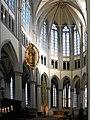 Chor, Madonna und Sakramentshaus