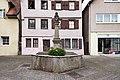 Altstadt bei 26, Altstadtbrunnen Öhringen 20180913 002.jpg