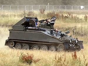 FV102 Striker - Privately owned FV102 Striker