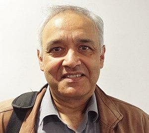 Amardeo Sarma - Sarma at the 15th European Skeptics Congress in London (2015).