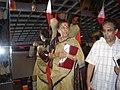 Ambika Soni Visiting Mirror Magic Gallery - Science City - Kolkata 2006-07-04 04819.JPG