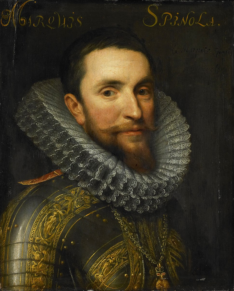Ambrogio Spinola (Michiel Jansz van Mierevelt, 1633)
