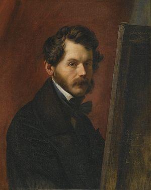 Carl Christian Vogel von Vogelstein - Image: Amerling by Carl Christian Vogel von Vogelstein