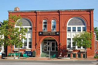 Amesbury, Massachusetts City in Massachusetts, United States