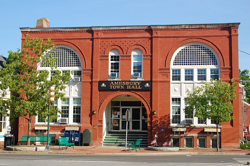 Amesbury City Hall
