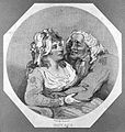 An old man with his arms around a young woman. Stipple engra Wellcome L0010861.jpg
