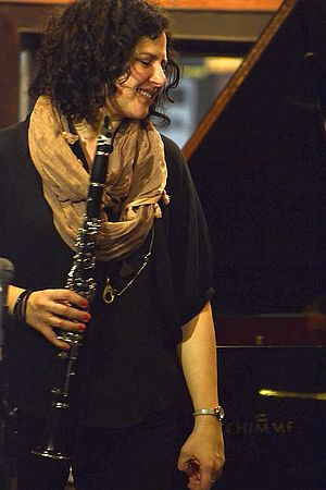Anat Cohen - Image: Anat Cohen
