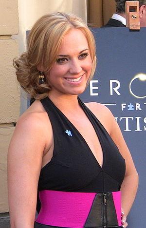 Andrea Bowen - Bowen in 2009