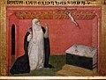 Andrea di bartolo, caterina da siena tra quattro beate domenicane e scene delle rispettive vite, 1394-98 ca. (ve, accademia) 07.jpg