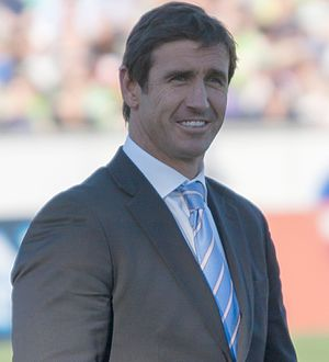 Andrew Johns - Image: Andrew Johns