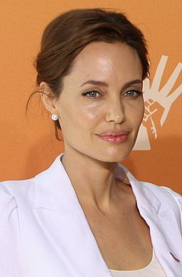 Angelina Jolie Global Summit 2014