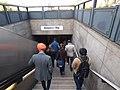 Anhalter Bahnhof durante tour de wikimedistas en Wikimedia Conference 2016 (1).jpg