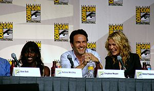 Images taken at the True Blood panel at San Di...