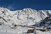 Annapurna Base Camp with snow.jpg
