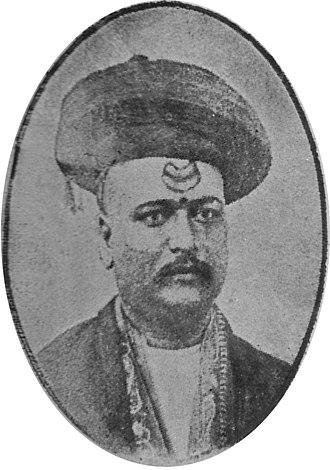 Annasaheb Kirloskar - Annasaheb Kirloskar