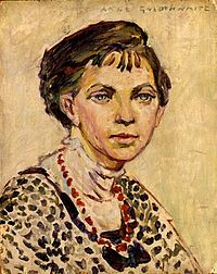 Anne Goldthwaite, Self-portrait, circa 1906-1913.jpg