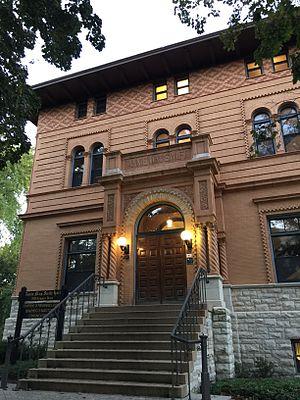 Northwestern University School of Communication - Annie May Swift Hall