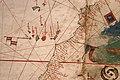 Anonimo portoghese, carta navale per le isole nuovamente trovate in la parte dell'india (de cantino), 1501-02 (bibl. estense) 09 canarie.jpg