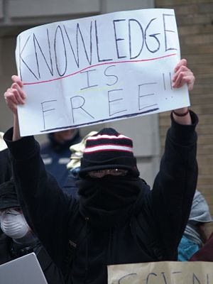 Anonymous Scientology 3 by David Shankbone.JPG