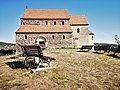 Ansamblul bisericii evanghelice fortificate Cisnădioara 05.jpg