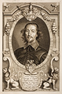 Otto von Guericke German scientist, inventor, and politician