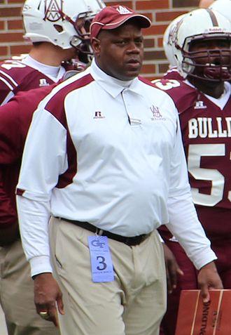Anthony Jones (American football) - Jones in 2013