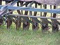 Antique plough at the Duneland Harvest Festival, Indiana Dunes National Lakeshore, Porter, Indiana.jpg
