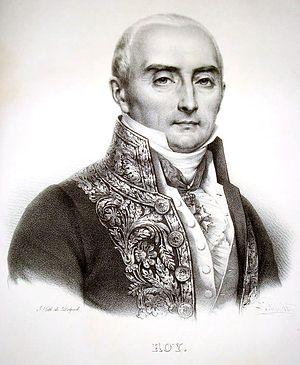 Antoine Roy - Image: Antoine, comte Roy (1764 1847)