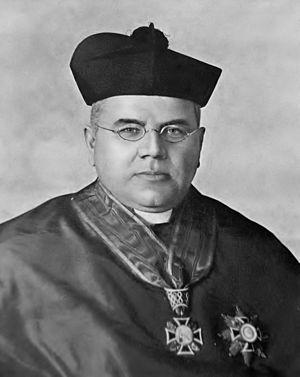 Antonín Cyril Stojan - Photograph.