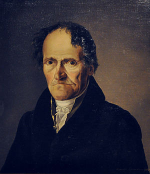 Anton Walter - Anton Walter. Oil painting by Friedrich Gauermann, 1825 (Vienna, Kunsthistorisches Museum)