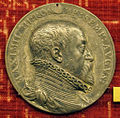 Antonio abondio, medaglia di massimiliano II imperatore.JPG