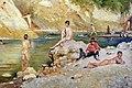 Antonio salvetti, la nicchia (estate sulle rive dell'elsa), 1894, 02.jpg