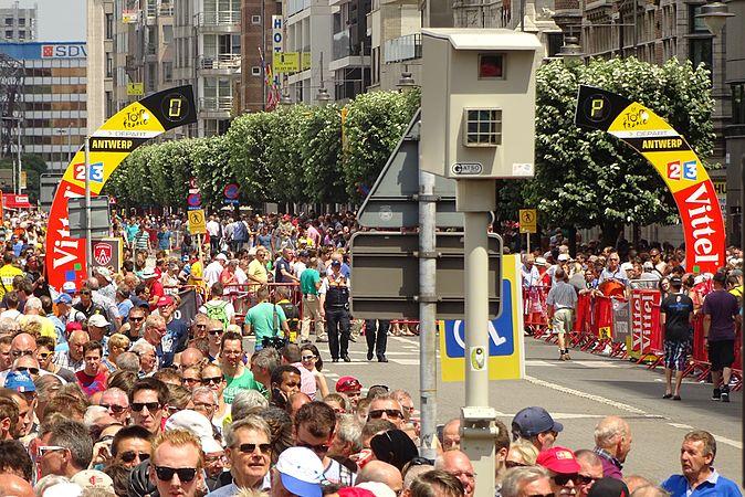 Antwerpen - Tour de France, étape 3, 6 juillet 2015, départ (277).JPG