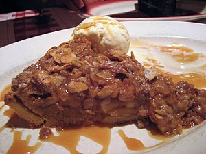 Apple crisp - Image: Applecrisp