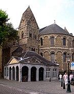 Apsis Onze Lieve Vrouwkerk Maastricht