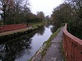 Aqueduct on the Grand Western Canal over the old railway track - geograph.org.uk - 1598148.jpg