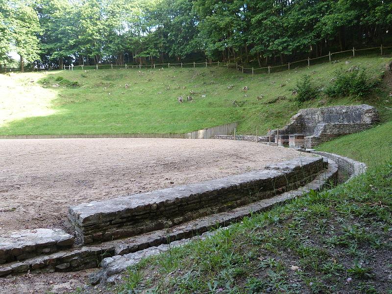 Théâtre gallo-romain (Classé)