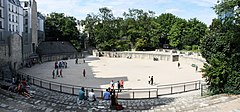 Arènes de Lutèce, Paris 15 August 2013 007.jpg