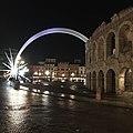 Arena di Verona, la stella di Natale2.jpg