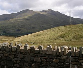 Arenig - Arenig Fawr, the mountain which lends its name to the geological series