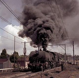 New South Wales AD60 class locomotive class of 42 four-cylinder 4-8-4+4-8-4 Garratt locomotives