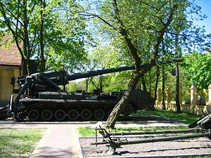 2S7 Pion - Image: Armata samobiezna 2S7 Pion