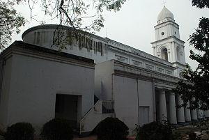 Armenian Church of St. John the Baptist - Image: Armenian Chinsurah