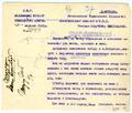 Armia Ukraińska - Pismo skierowane do Naczelnika Ukraińskiej Wojskowej Komisji Likwidacyjnej w Rzeczpospolitej Polskiej - 701-007-003-298.pdf