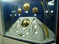 Armor and weapons in the National Museum, New Delhi - IMG 2252.JPG