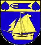 Das Wappen von Arnis