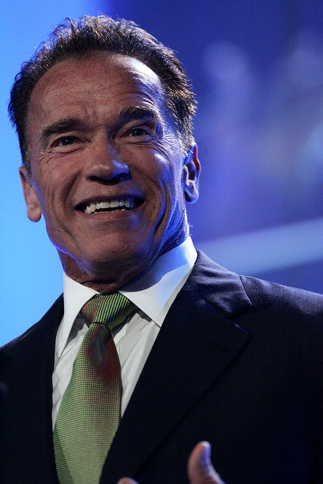 From commons.wikimedia.org: Arnold Schwarzenegger {MID-175470}