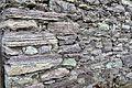 Arnoldstein Maglern 1 Stallscheune von Schloss Strassfried Steinwand 28072012 229.jpg